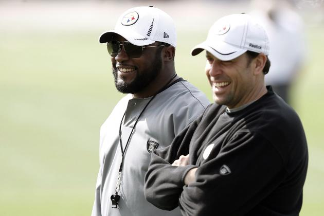 Pittsburgh Steelers: Todd Haley's Offense Must Be Productive in the Red Zone