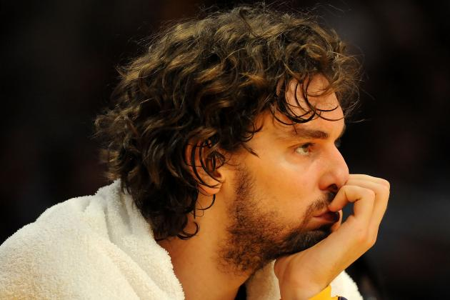 Are the Rockets the Frontrunners in a Pau Gasol Trade with the Lakers?