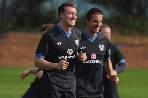 Phil Jones: Could He Fill England's Central Midfield Hole?