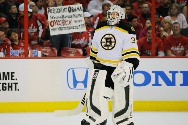 NHL Trade Rumors: Bruins Should Trade Tim Thomas After Latest Report