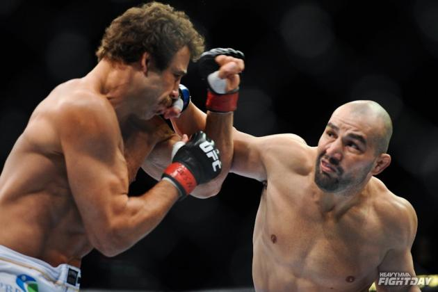 Glover Teixeira Wants to Avoid Fighting Teammate Lyoto Machida