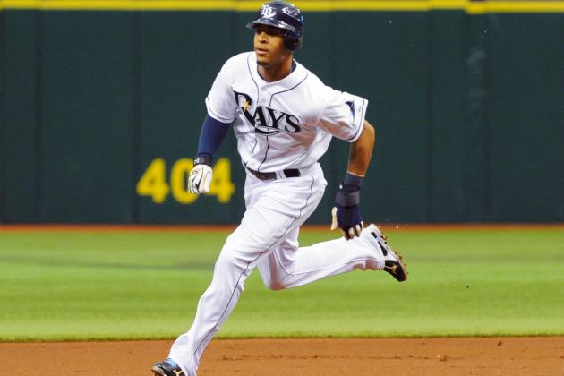 Desmond Jennings Is Working His Way Back to the Tampa Bay Rays