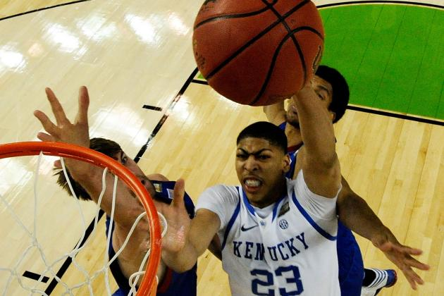 NBA Draft 2012: Anthony Davis Is Fool's Gold for New Orleans Hornets