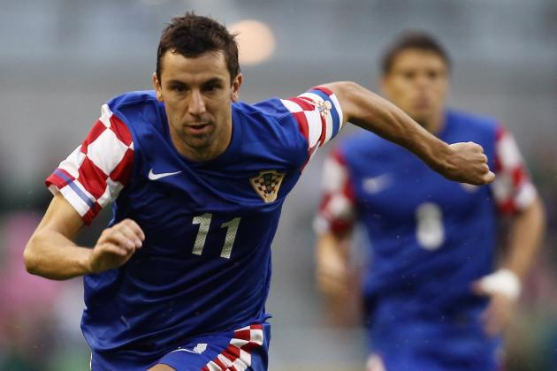 Croatia Euro 2012 Roster: Analyzing Team's Starting XI and More