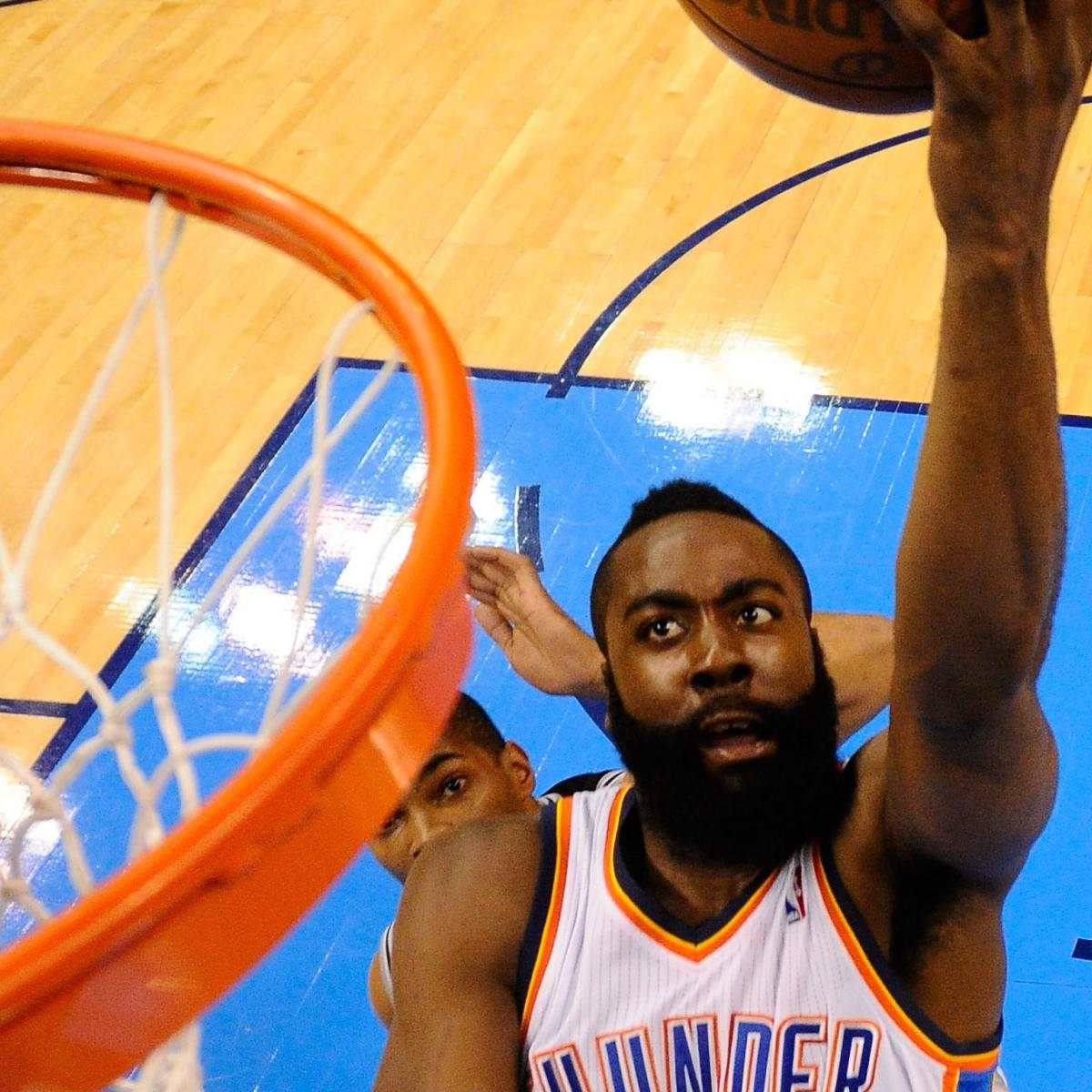 James Harden Free Agency: NBA Rumors: Why James Harden Shouldn't Even Think About