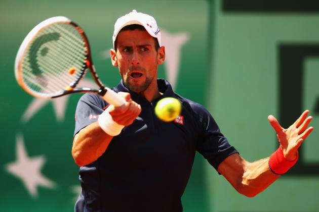 French Open 2012: Tournament Favourites and Challengers After Day 5