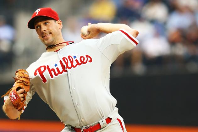 Philadelphia Phillies: Examining Cliff Lee's Strange Winless Streak