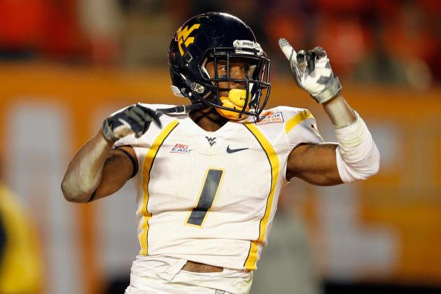 West Virginia Football: Is Tavon Austin the Nation's Best Playmaker?
