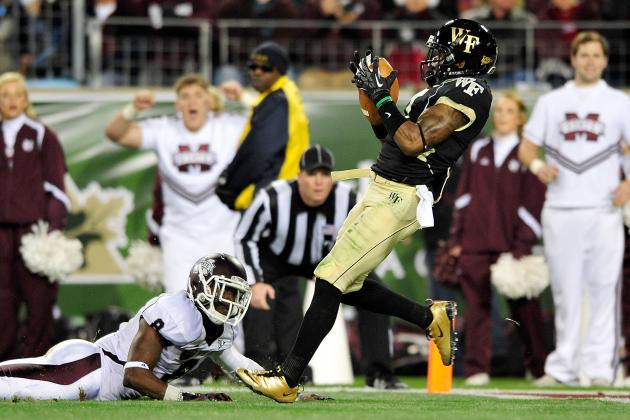 College Football 2012 Top 150 Players: No. 109 Merrill Noel, Wake Forest CB