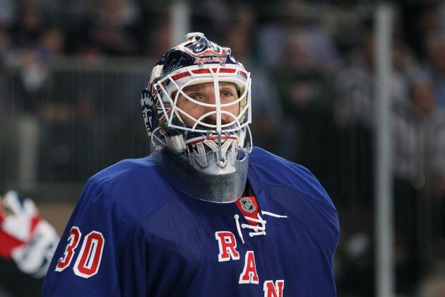 NHL Awards 2012: Why Henrik Lundqvist Deserves the Vezina Trophy