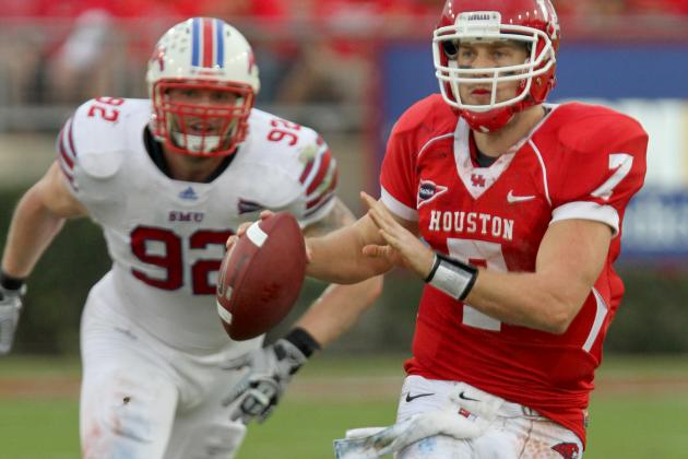 2013 NFL Draft Prospects: My Interview with SMU's Margus Hunt