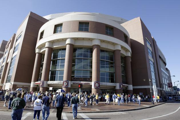 St. Louis Rams: Convention and Visitors Commission Rejects Proposal for Dome