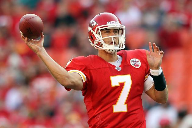 Kansas City Chiefs: Can Matt Cassel Succeed in 2012?