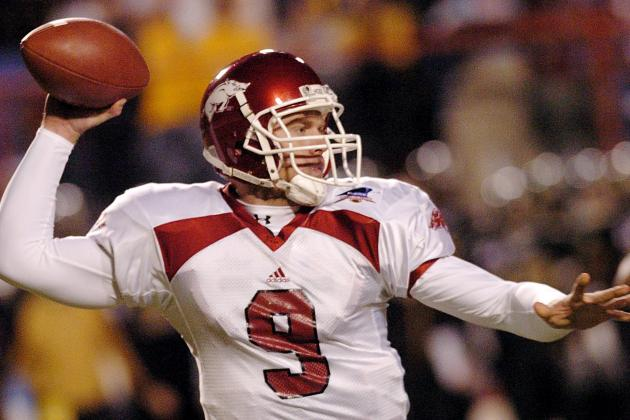 Classic SEC Football: Arkansas Tops LSU in 2002 in the 'Miracle on Markham'