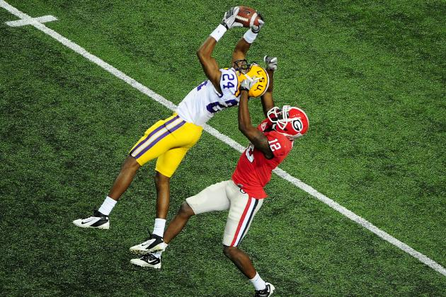 College Football 2012 Top 150 Players: No. 107, Tharold Simon, LSU CB