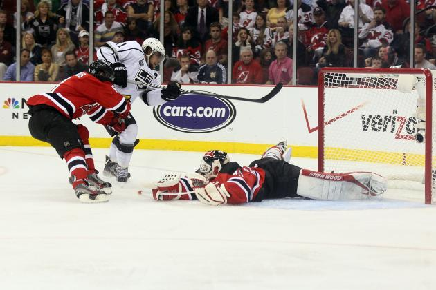 Stanley Cup Finals 2012: Stats and Trends Following Game 1 of Kings-Devils