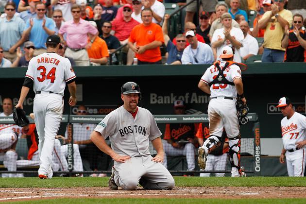 MLB Trade Rumors: Boston Red Sox
