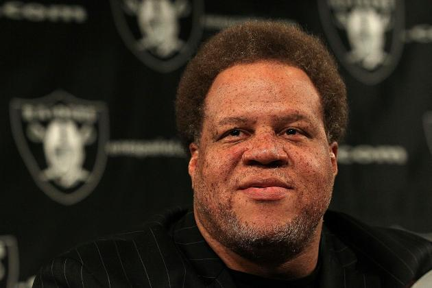 Lessons Learned from Oakland Raiders', Reggie McKenzie's 2012 Draft Strategy