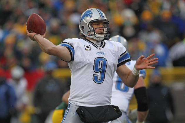 Looking Ahead to the Detroit Lions' Most Important Game of 2012