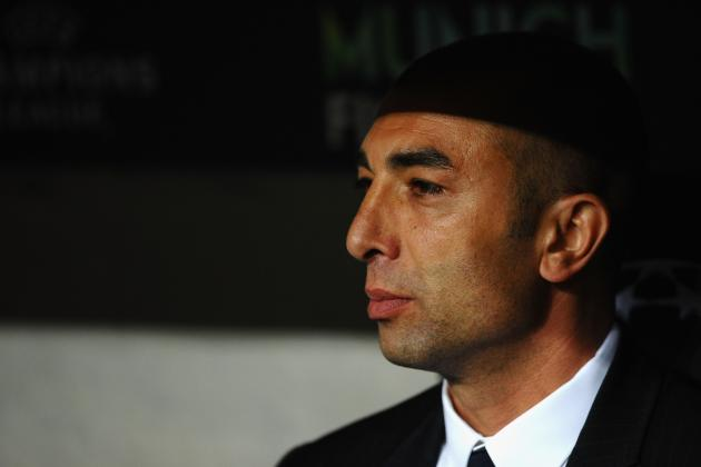 Chelsea Transfer News: What Hulk Signing Means for Roberto Di Matteo's Future