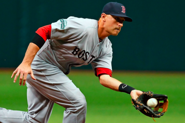 Boston Red Sox: Does Will Middlebrooks Playing Shortstop Save Season?