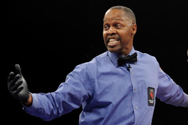 Fight Fans Send in Your Questions for Everyone's Favorite Referee: Kenny Bayless