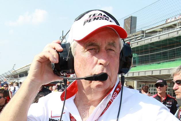 IZOD IndyCar: Team Penske Has Home-Field Advantage Heading into Detroit