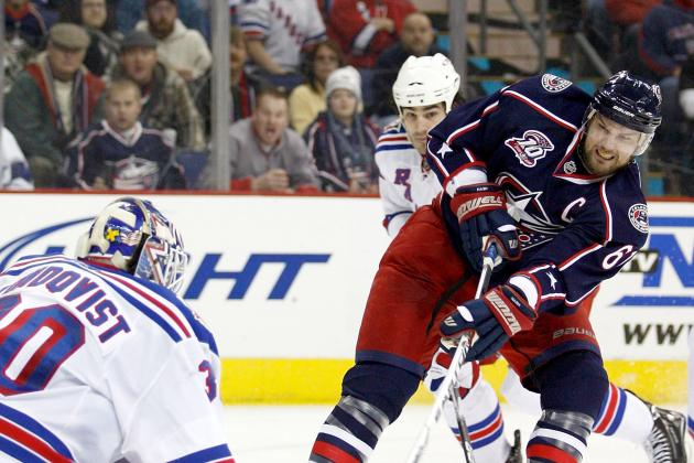 Marian Gaborik's Surgery Guarantees New York Rangers Will Acquire Rick Nash