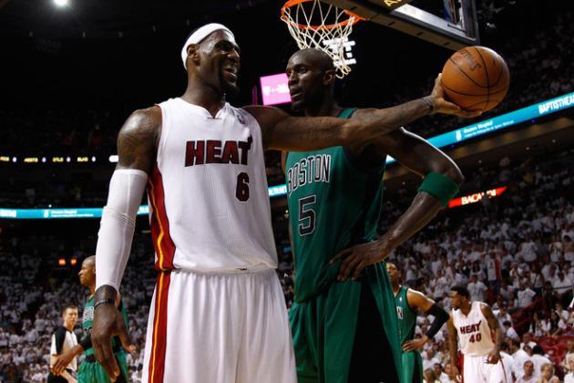 Miami Heat vs. Boston Celtics: Why Heat Will Dominate in Boston