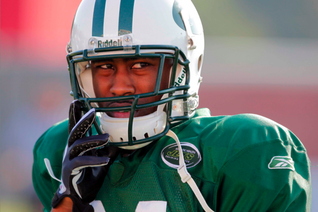 Darrelle Revis Holdout Looming? If So, Jets Hold All the Cards