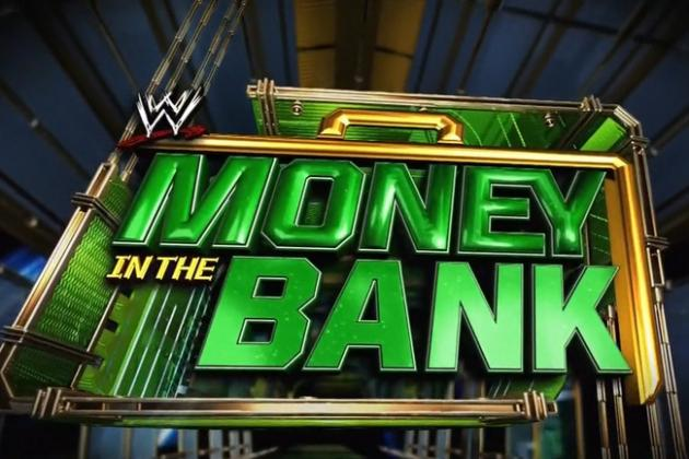 WWE News: Check out the Newly Released Poster for Money in the Bank 2012