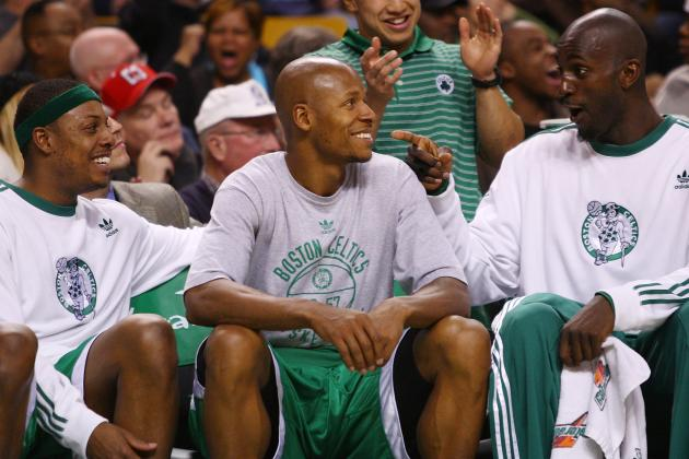 Boston Celtics: The Big Three on a Quest to Another NBA Championship