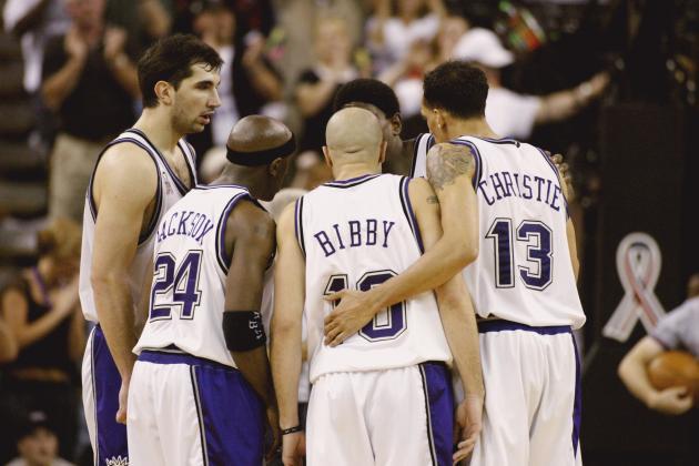The Sacramento Kings Era in the NBA