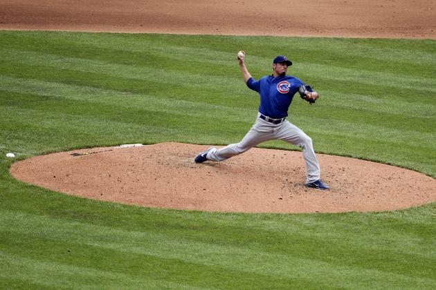Chicago Cubs: Why They Should Trade Matt Garza Now