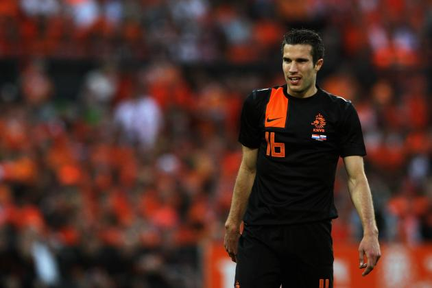Netherlands Euro 2012 Roster: Latest on Team's Starting 11 and More