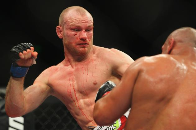 Martin Kampmann Will Expose Jake Ellenberger at TUF Live Finale