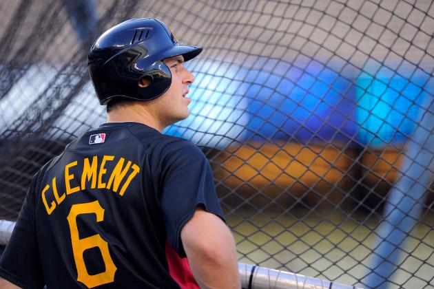 Pittsburgh Pirates Should Give Jeff Clement One More Shot