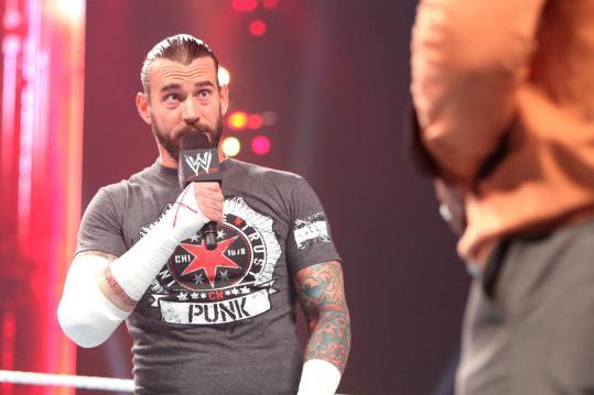 WWE News: Backstage News on Who CM Punk Will Face at This Year's SummerSlam