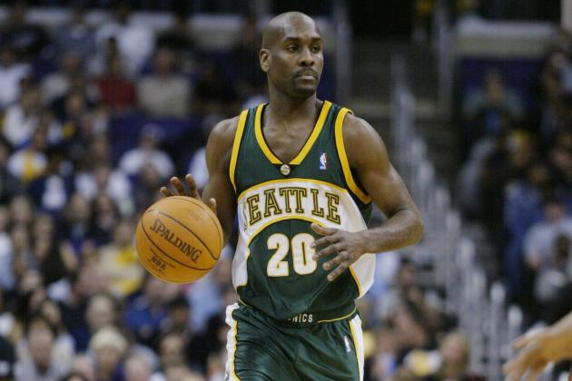 Seattle Supersonics: Why Gary Payton Should Be a Hall of Famer