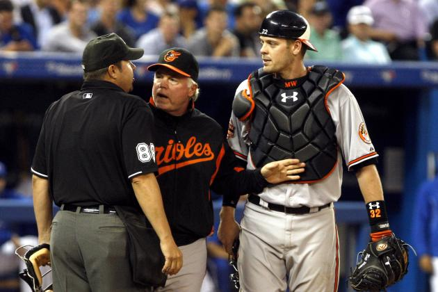 Matt Wieters: Baltimore Orioles Need Young Catcher to Get Back on Track