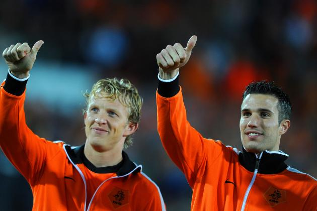 Euro 2012 Predictions: Netherlands Will Follow World Cup Final Loss with Title