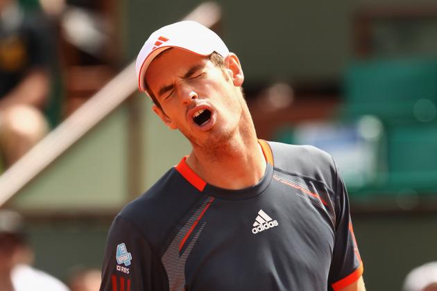 French Open 2012 TV Schedule: Murray vs. Giraldo Is Tournament's Must-See Match