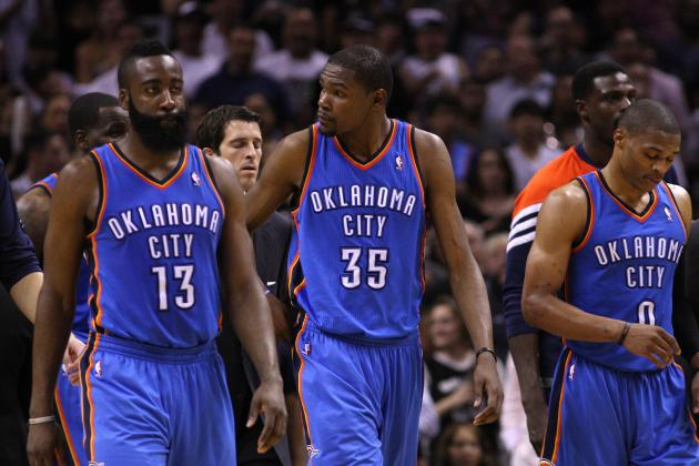 Spurs vs. Thunder: Game 4 TV Schedule, Live Stream, Spread Info and More