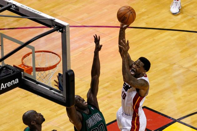 Mario Chalmers vs. Udonis Haslem: Who Is the Miami Heat's More Important Player?