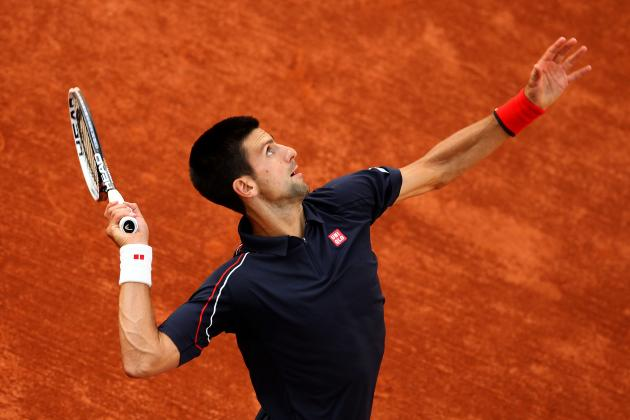 French Open 2012 Results: Novak Djokovic Appears Headed for Another Final