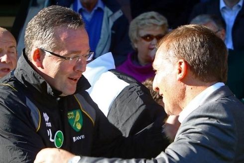 Brendan Rodgers and Paul Lambert Abandon Ship and Throw the EPL for a Loop