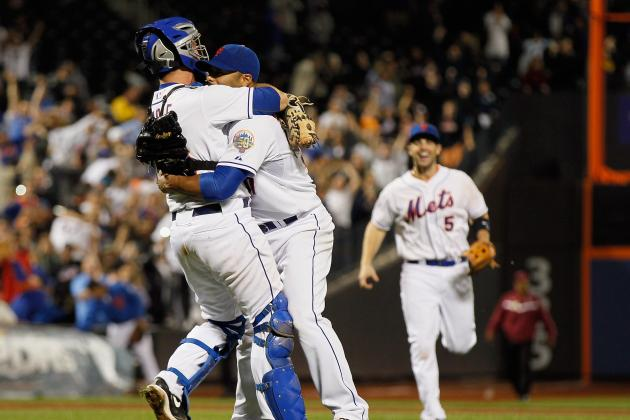 Johan Santana and New York Mets Make Baseball Magic in First Franchise No-Hitter