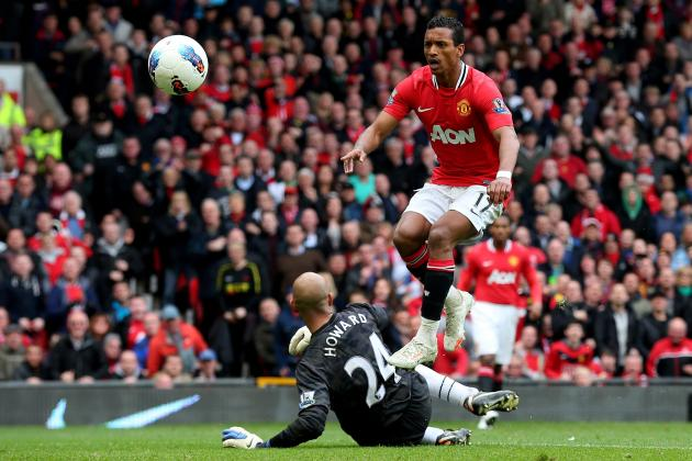 Manchester United Transfer News: Will Nani Be at Old Trafford Next Season?