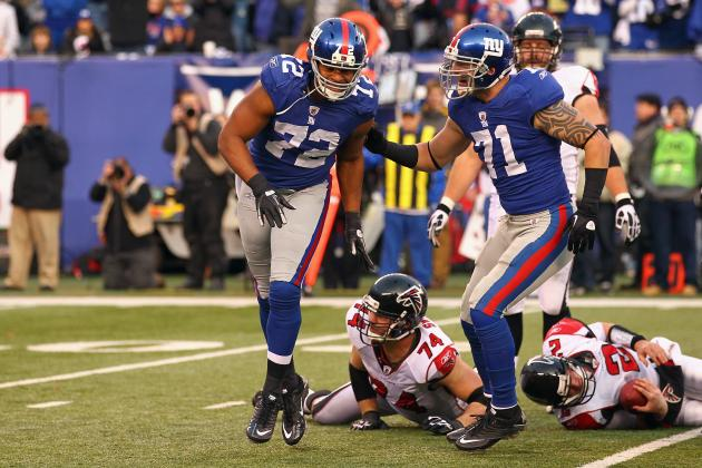 New York Giants: Osi Umenyiora Agrees to Restructed Deal, Drama Can Finally End