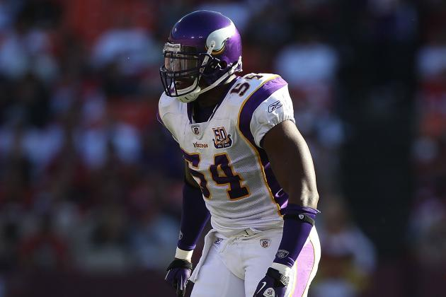 Jasper Brinkley Deserves to Start at MLB for Minnesota Vikings